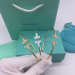 セール セレブ 大人気 Tiffany ティファニー ブレスレット 3カラー[TF-06]
