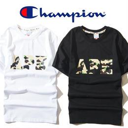 大人気 チャンピオン CHAMPION Tシャツ 半袖 人気新品 男女兼可 F89-CP-6007