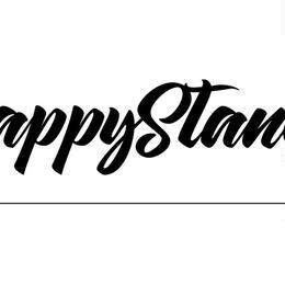 特大!【Happy Stance バナーステッカー】