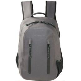 WATERPROOF W ZIP DAYPACK /BLACK CBOM-2003