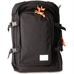 SQUARE BACKPACK /BLACK VBOM-3467