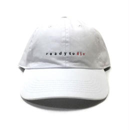 Ready To Die Dad Hat (White)