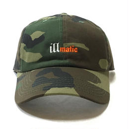 Illmatic Dad Hat (Woodland Camo)