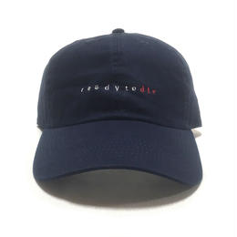Ready To Die Dad Hat (Navy)