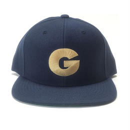 "Nuthin' But A ""G"" Thang Snapback Cap (Navy x NCG)"