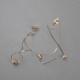 conducter pierce/earring  C
