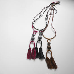 horse  tail  necklace