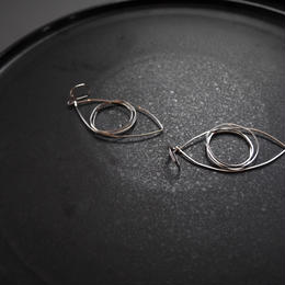 eyes pierce/earrings SILVER