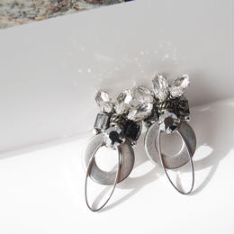 wapaha pierce/earrings SILVER