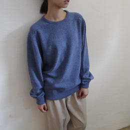 lambswool knit sweater