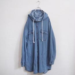 denim light coat