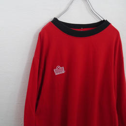 long sleeve cut sew