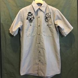 サーカス ワークシャツ S グレー