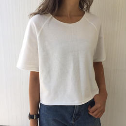 cut hem short tops
