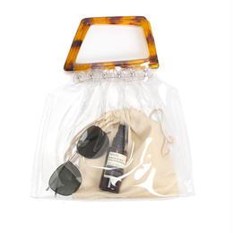 clear motif bag