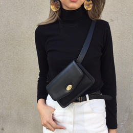 turtleneck long sleeb tops