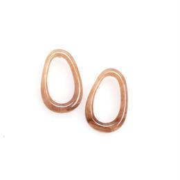 marble circle  pierce