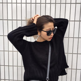 short rib knit