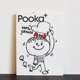 Pooka+ 100%ORANGE AtoZ
