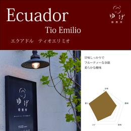 エクアドル ティオエミリオ 100g