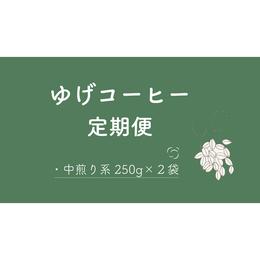 定期便【中煎】  250g 2種 合計500g
