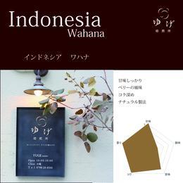 インドネシア   ワハナ   100g