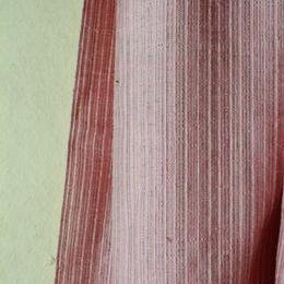 育てるショール 無地 十月桜-じゅうがつさくら- 55606-4PLPNK