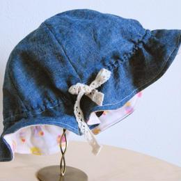 ちいさな女の子の帽子(スイーツ)