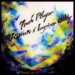 "DJ SHUN x bagpiper ally "" 7inch player "" 7inch analogue record ( 同内容CD-R付 )"