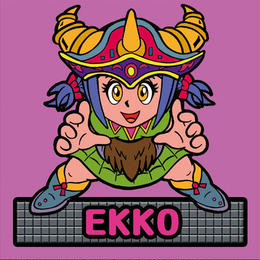 第2弾【鏡のアッコちゃん】「武装EKKOEエッコ」(ノーマル)