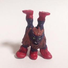 妖怪レスラー・ブエルマン(彩色)プラスチック人形