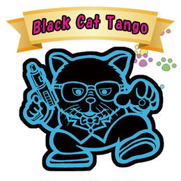 【海外版】キャッツオブサードストリート「black cat tango」(ノーマル)
