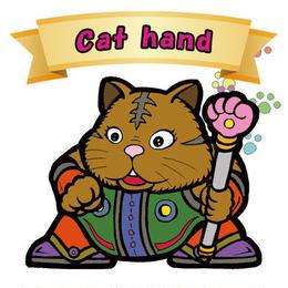 【海外版】キャッツオブサードストリート「cat hand」(ノーマル)