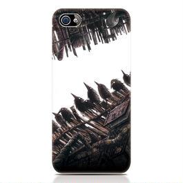 iPhone6対応スマートフォンケース「傍らの傍観者」
