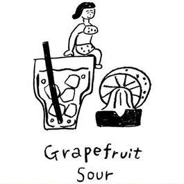 Grapefruit Sour