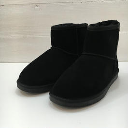ミネトンカ正規品 Limited Edition VISTA ANKLE BOOT BLACK