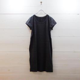 カルベリーズ OCEAN SIDE DRESS BLACK