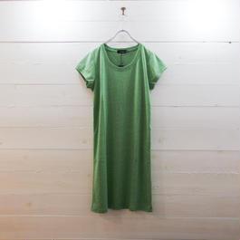 カルベリーズ OCEAN SIDE DRESS GREEN
