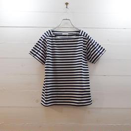 トランスペアレント ボーダーTシャツ