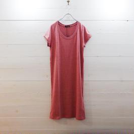 カルベリーズ OCEAN SIDE DRESS RED