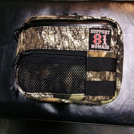 SUPPORT 81 Handle Bar Bag(CAMO)