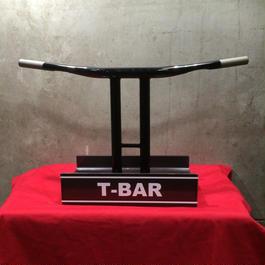 WEST COAST TBARS  T-BAR 12インチ(Powder-coat Black)