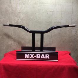 WEST COAST TBARS  MX-BAR 12インチ(Powder-coat Black)