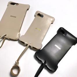 限定各1点お試し価格【abicasePro】 iPhone7&7Plus nswj スムースレザー