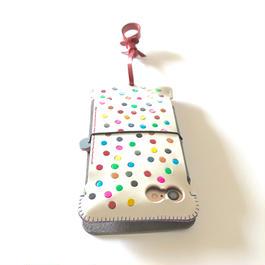 【abicase flap】 手帳型iPhone7ジャケット/左フリック用