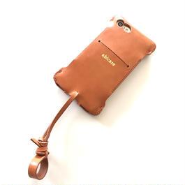 【1点在庫】iPhone7  swj  スリットウォレットジャケット