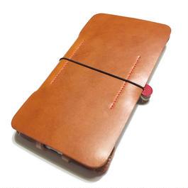 予約受付【abicase flap】 iPhone 6s Plus 手帳型/マルチカラー