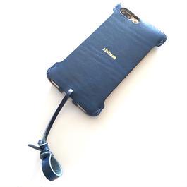【予約受付】iPhone7 Plus sj シンプルジャケット ルガトブルー