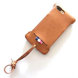 1点サンプルセール【abicasePro】iPhone7 Plus リボンジャケット