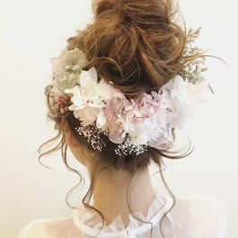 【CLASSY.wedding 掲載】vernal〜angel pink〜single